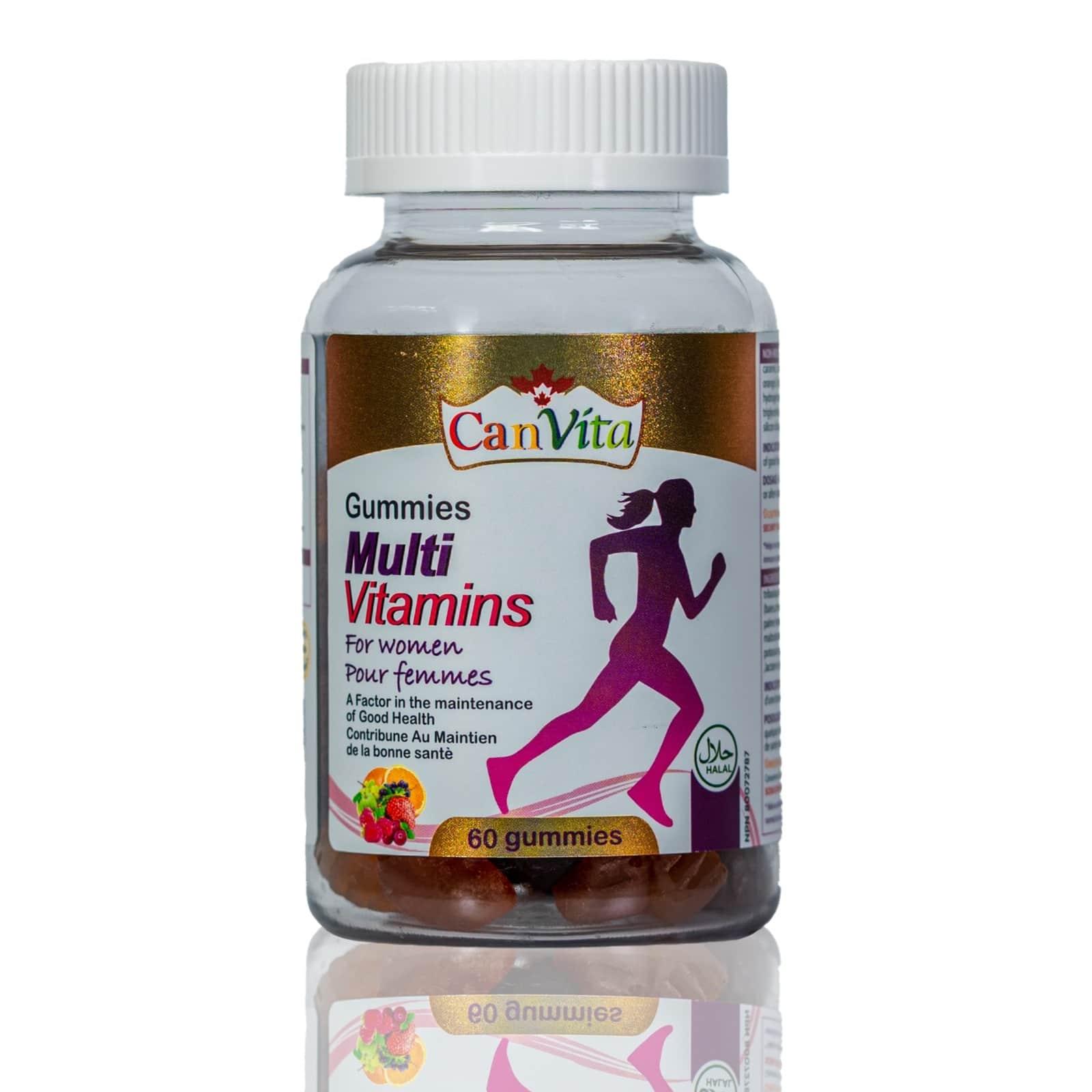 Canvita Women's Multivitamin Gummy